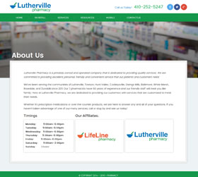 Lutherville pharmacy‏